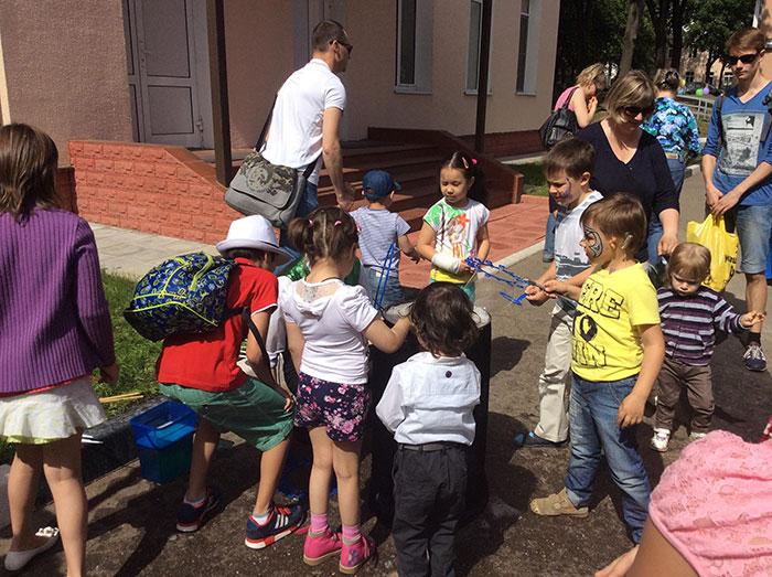День защиты детей в Научном центре здоровья детей